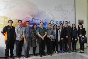 馬來西亞坤成中學蒞校參訪